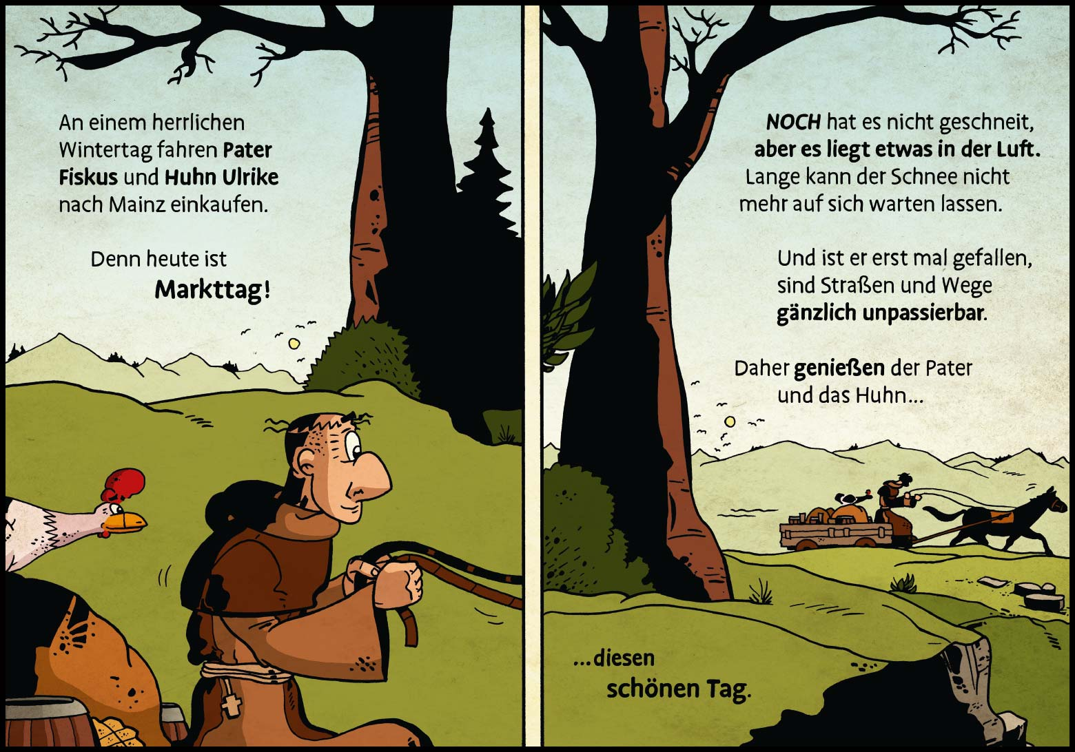 Band 1: Seite 9 (Online-Comic: Ritter Randolf)