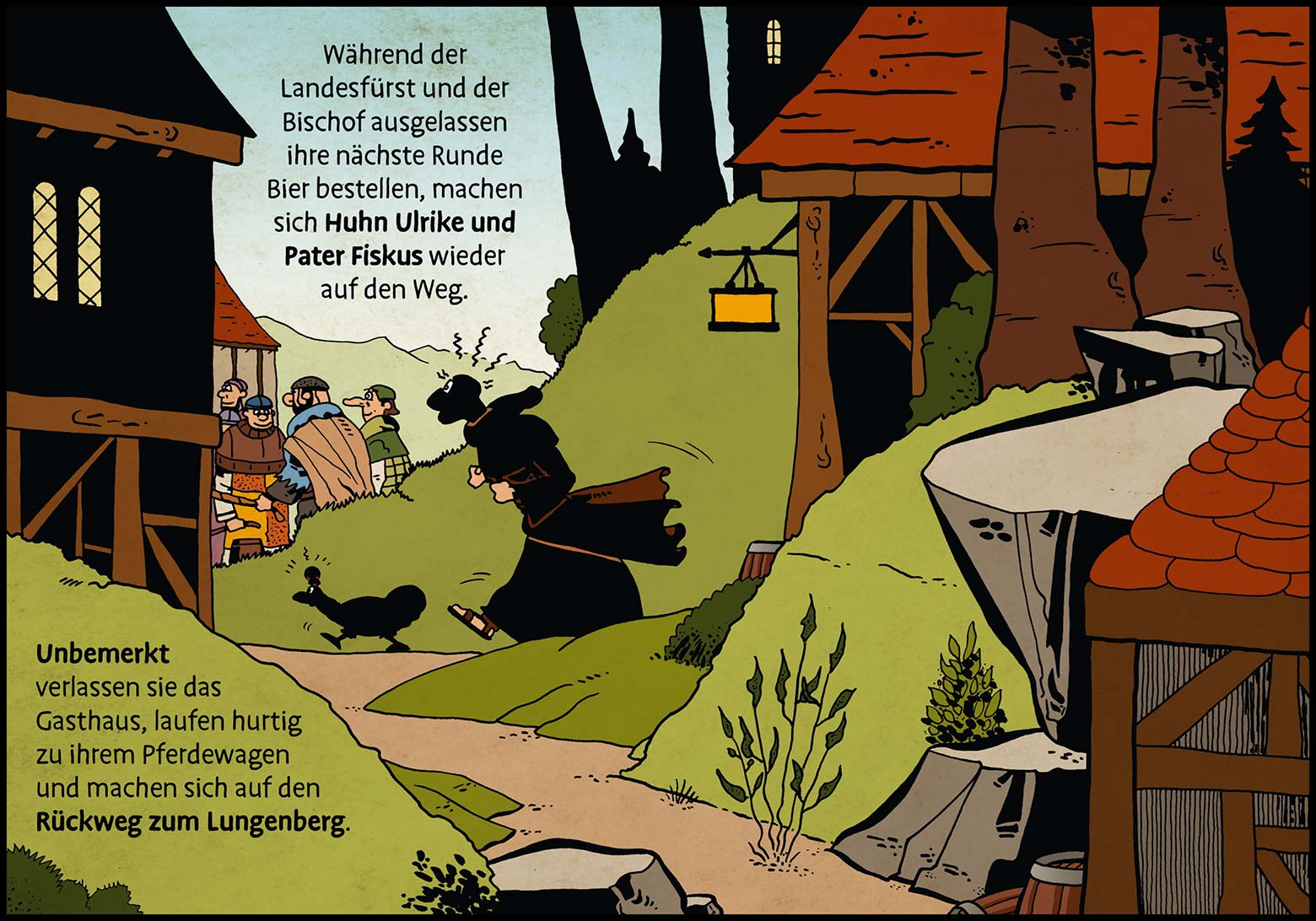 Band 1: Seite 20 (Online-Comic: Ritter Randolf)