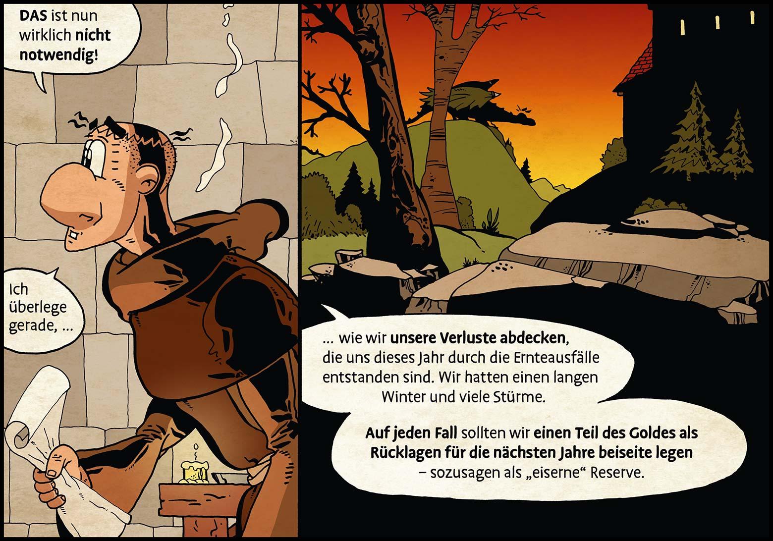 Band 1: Seite 25 (Online-Comic: Ritter Randolf)