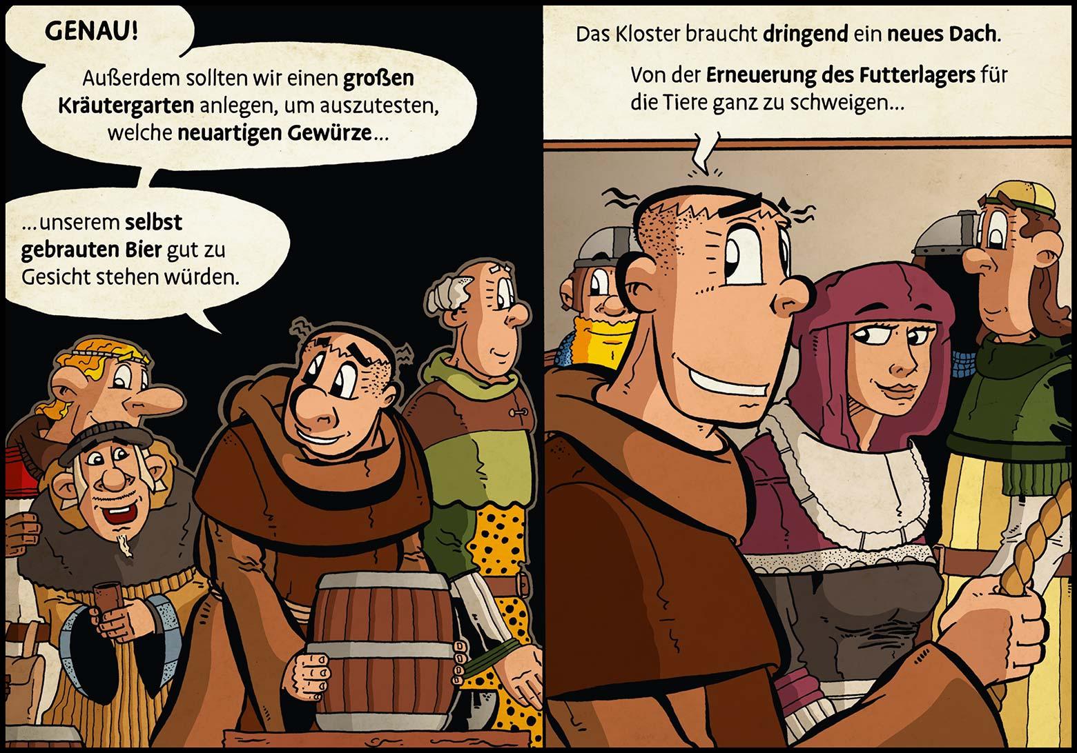 Band 1: Seite 26 (Online-Comic: Ritter Randolf)