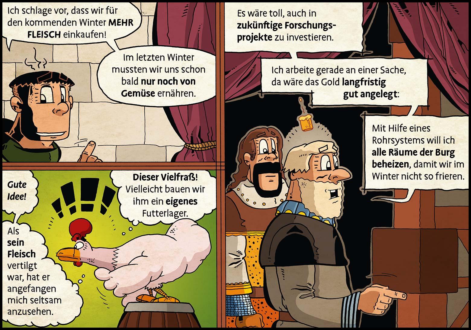 Band 1: Seite 27 (Online-Comic: Ritter Randolf)