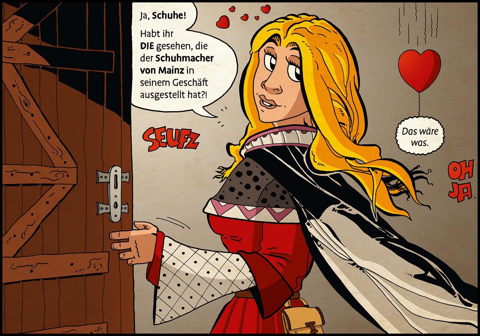 Band 1: Seite 32 (Online-Comic: Ritter Randolf)