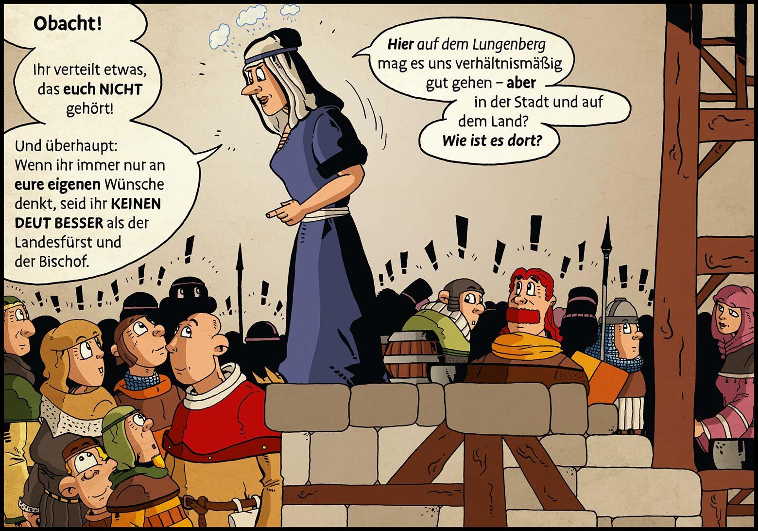 Band 1: Seite 33 (Online-Comic: Ritter Randolf)