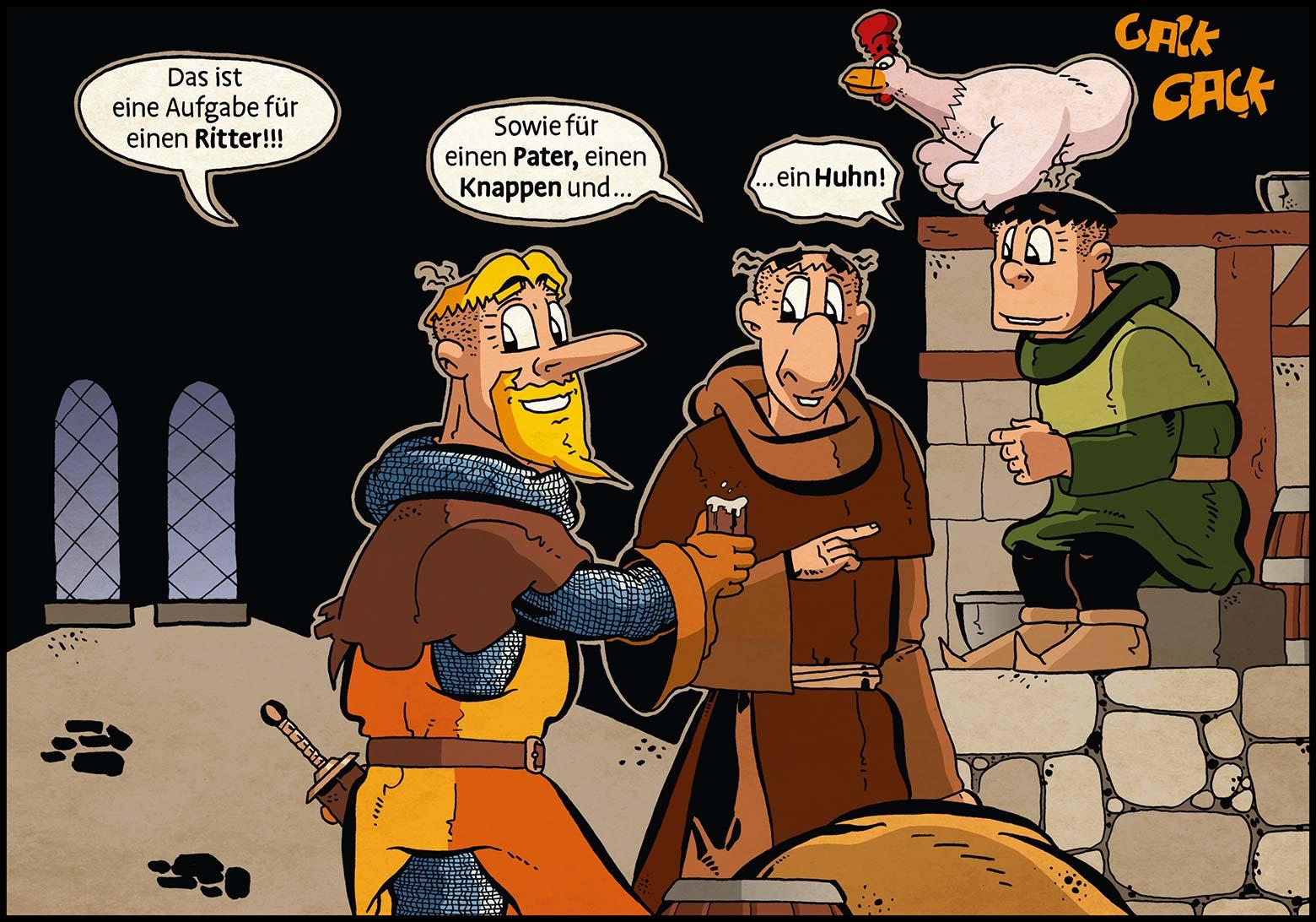 Band 1: Seite 37 (Online-Comic: Ritter Randolf)