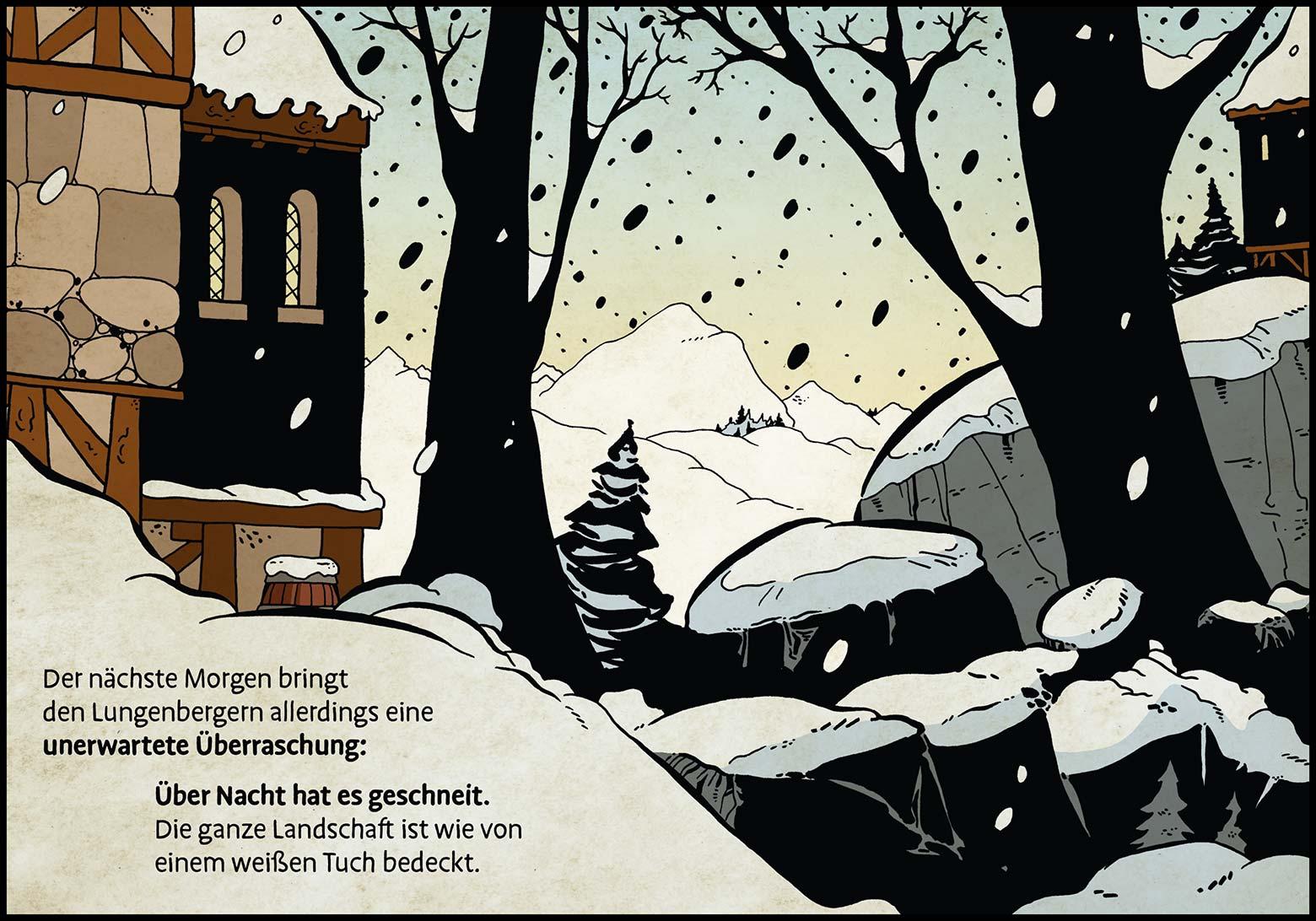Band 1: Seite 41 (Online-Comic: Ritter Randolf)