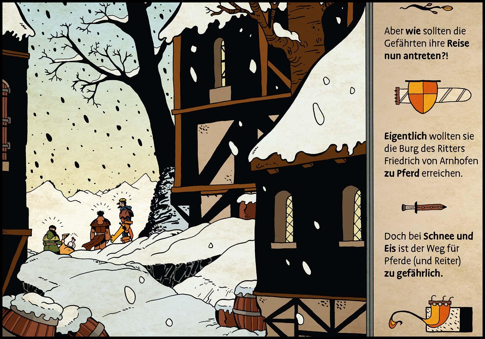 Band 1: Seite 42 (Online-Comic: Ritter Randolf)