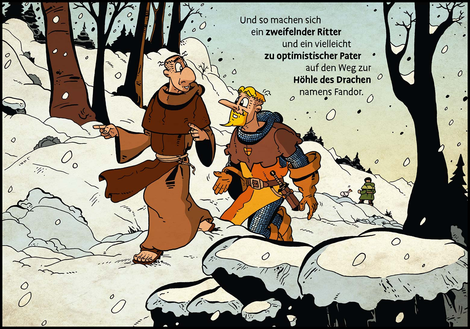 Band 1: Seite 45 (Online-Comic: Ritter Randolf)
