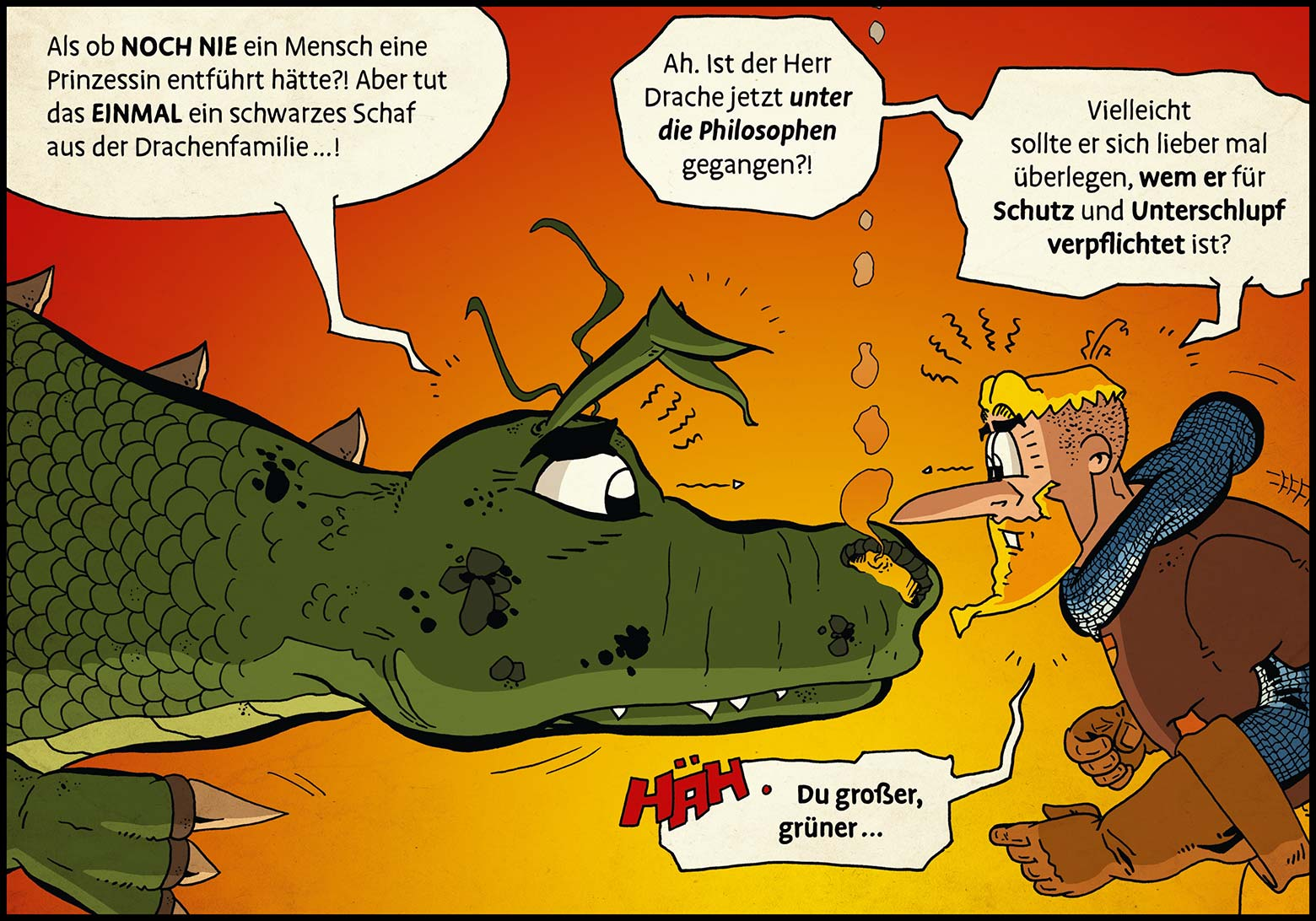 Band 1: Seite 48 (Online-Comic: Ritter Randolf)