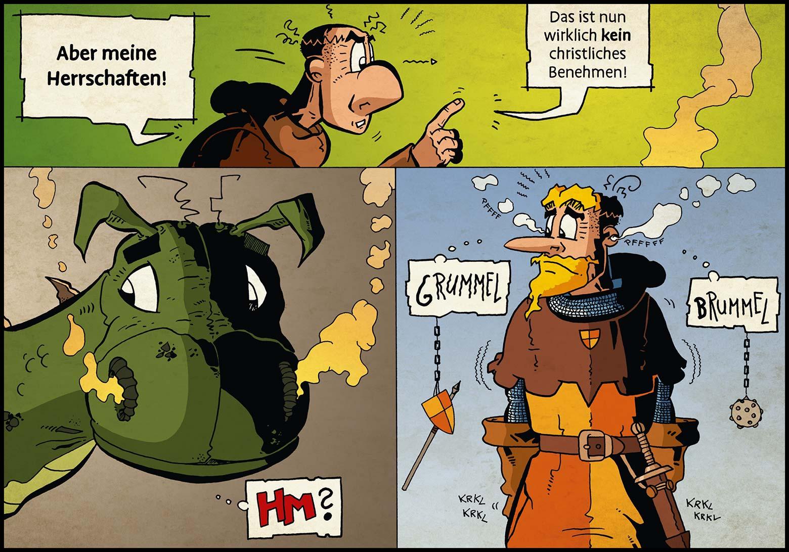 Band 1: Seite 49 (Online-Comic: Ritter Randolf)