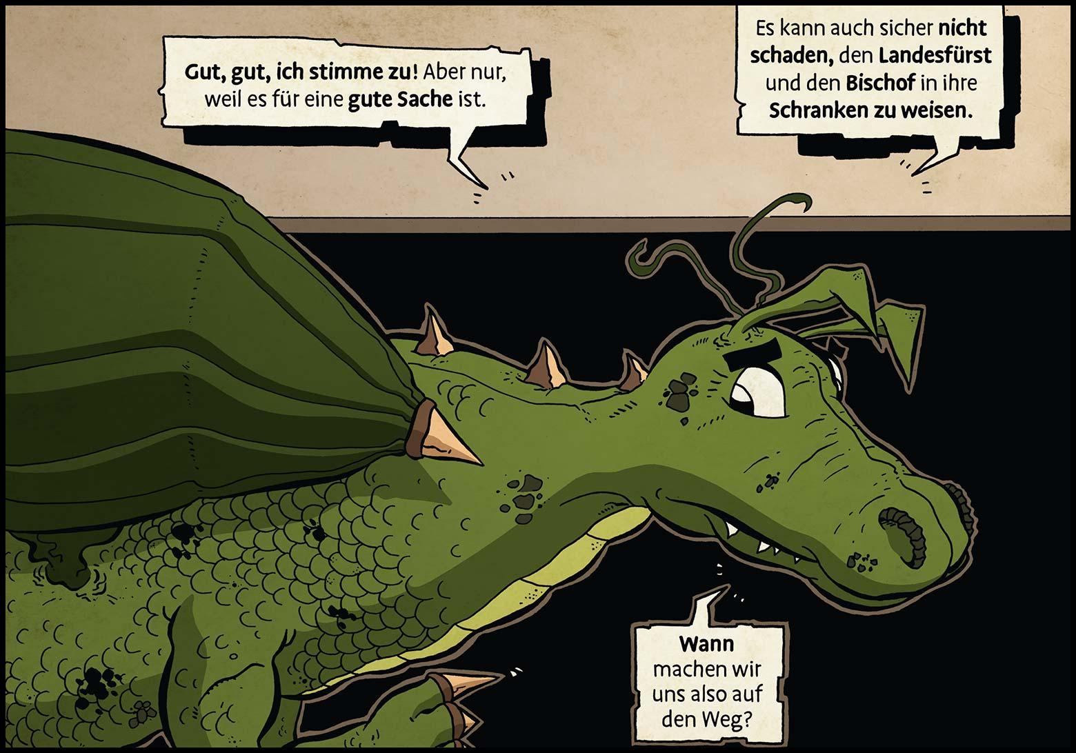 Band 1: Seite 51 (Online-Comic: Ritter Randolf)