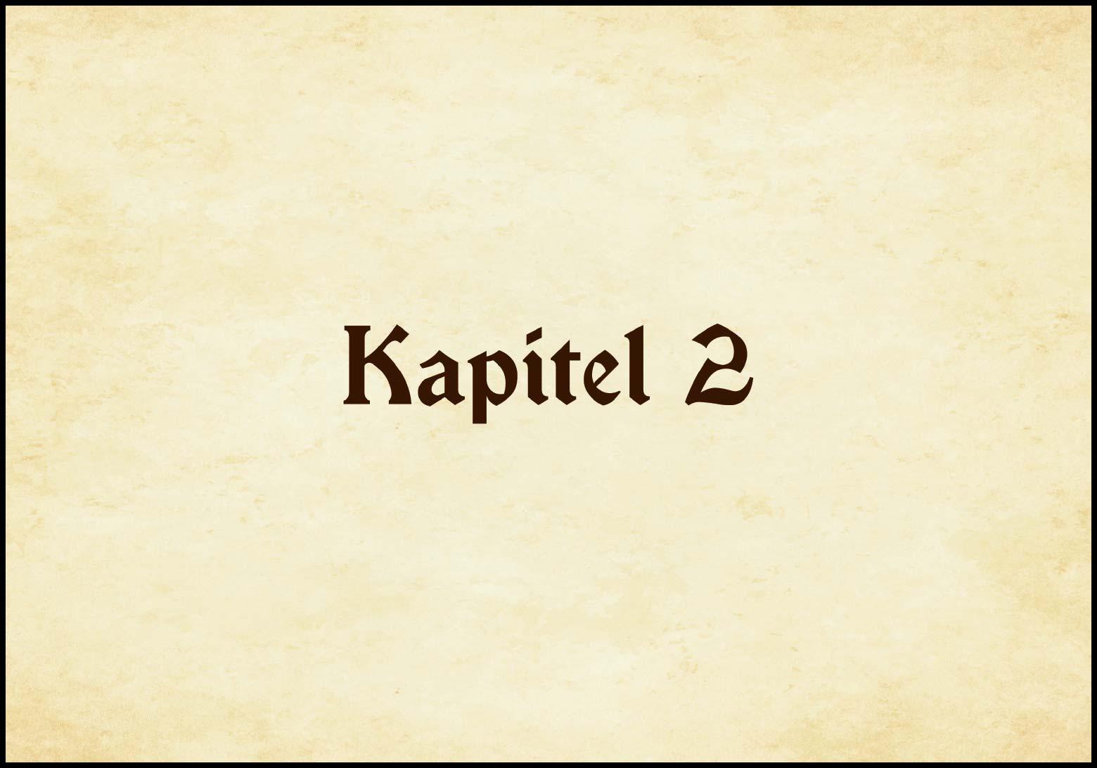 Ritter Randolf: Kapitel 2
